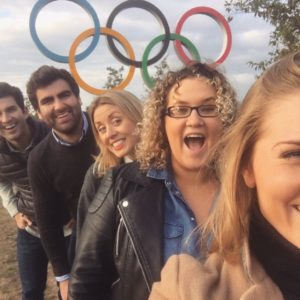 Following their success representing Ketchum clients at the 2016 Olympics, the Ketchum Sports and Entertainment team enjoyed an outing to the Queen Elizabeth Olympic Park in London.
