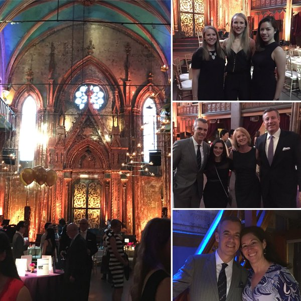 Colleagues attended a benefit for Room to Read, Ketchum's pro bono partner, in New York.