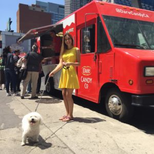 Ketchum Toronto launched the Dare Candy Truck tour for client Dare Foods on a gorgeous day in August. Who doesn't love free candy!?