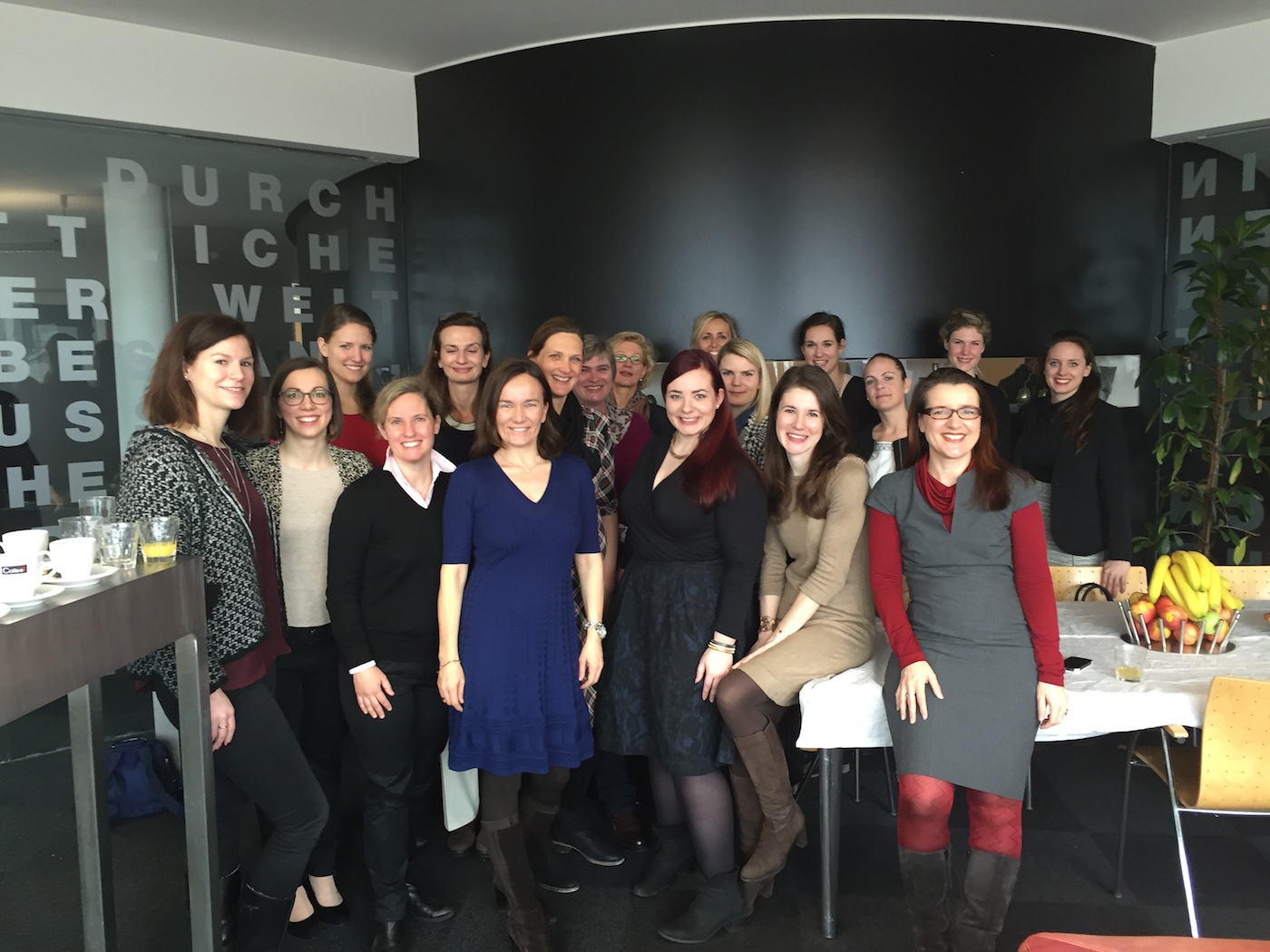 Ketchum Publico put together a Women's Breakfast for colleagues and clients in March.