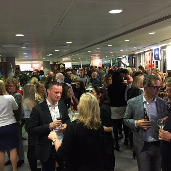 Following their office move, Ketchum London invited clients, journalists and colleagues to come and celebrate the new space at their Welcome to Bankside showcase.