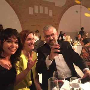 Colleagues from Ketchum Maslov celebrated being named Russian PR Consultancy of the Year at the EMEA SABRE Awards.