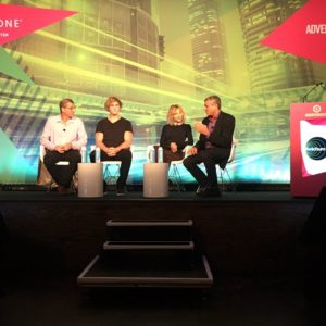 "Ketchum Sports and Entertainment hosted a panel titled ""How Are Brands Engaging the Real Transformers?"" with Meg Ryan, Logan Paul, Robert Gordon and KSE's Marcus Peterzell."