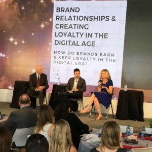 Barri Rafferty moderated a panel at the PR Council's Critical Issues Forum featuringMTVand Chris Malone, the author of The HUMAN Brand.