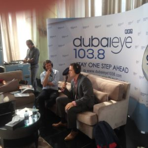 Ben Levine discussed the importance of human analysis given the rise of automation & digital research tools with Dubai Eye 1038FMatPRMS16in Dubai.
