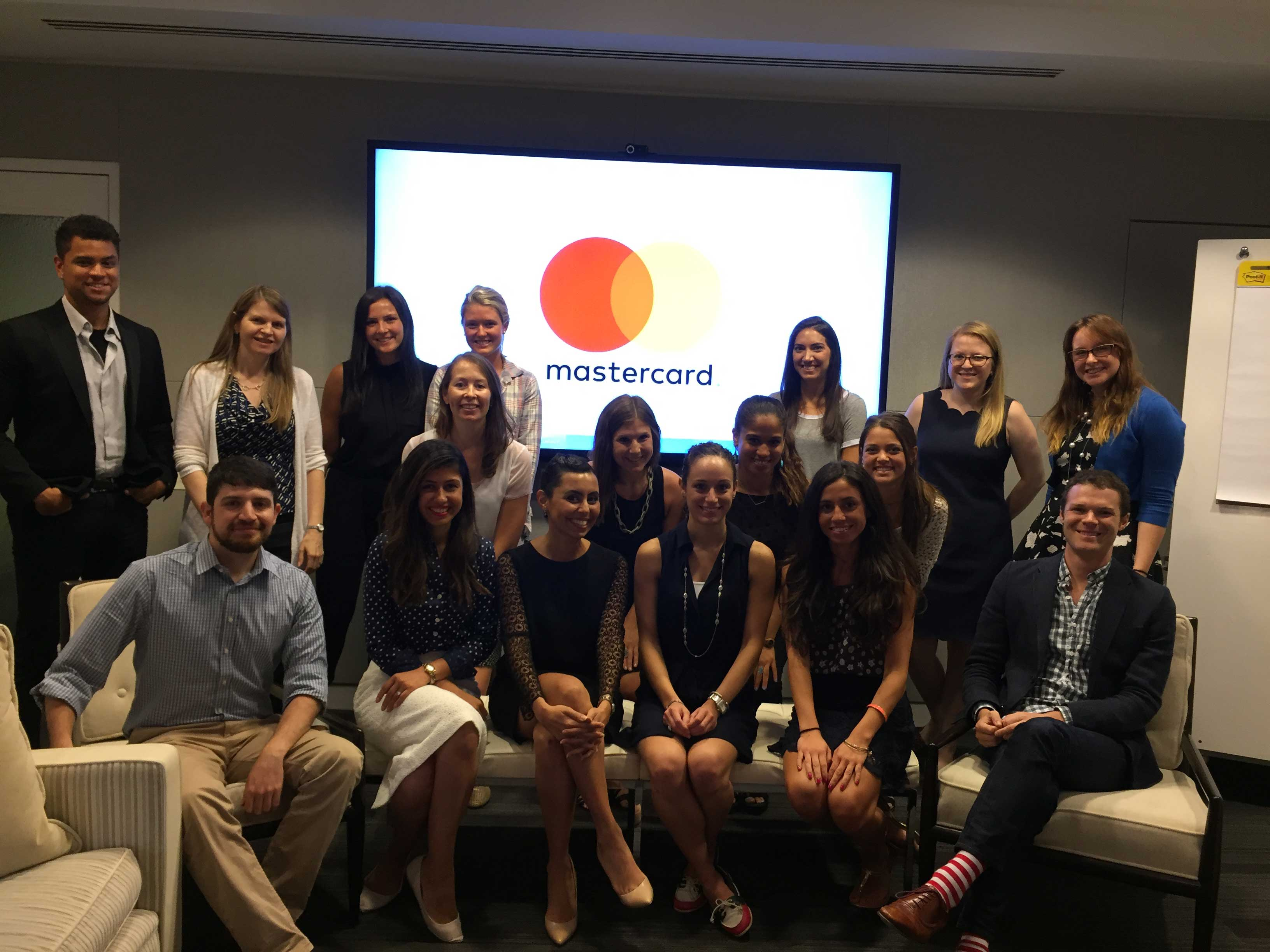 Our NYC colleagues were in the war room with the Mastercard News (*client) team for their big brand and digital transformation events.