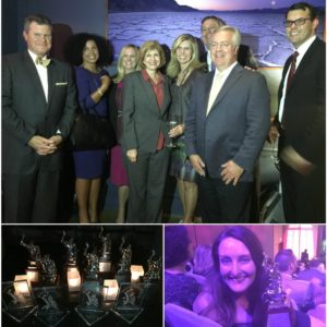 Ketchum colleagues and clients celebrated at the PRSA Silver Anvils this year after winning several awards with Michelin, ConAgra, Aspen Dental Management, Inc. and H&R Block. Ketchum has more Silver Anvil Awards than any other agency in history.