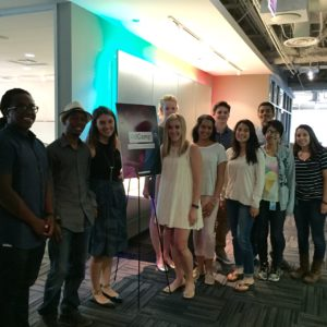 Ketchum Chicago colleagues presented at AdCamp.