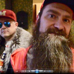 To celebrate 10 years of successful partnership with Google Russia (*cl), Ketchum Maslov recorded a hip-hop video.