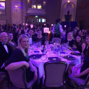 Ketchum London colleagues attended the PRCA Awards where they were shortlisted for two awards for their work with IBM and World Hepatitis Alliance.