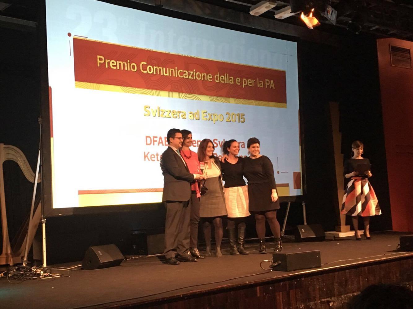 Ketchum Italy picked up four awards at the IMC Awards and Grand Prix Relational Strategies.